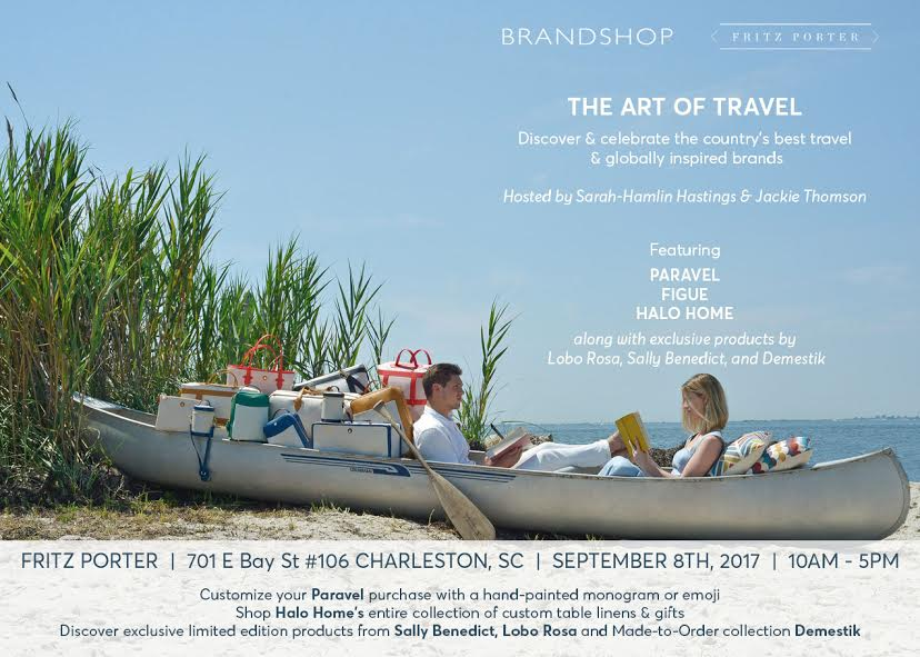 Brandshop + The Art of Travel