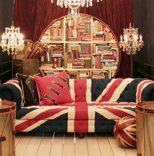 INSIDE SCOOP + BLOG POST: THE BRITISH ARE COMING.... { click here }