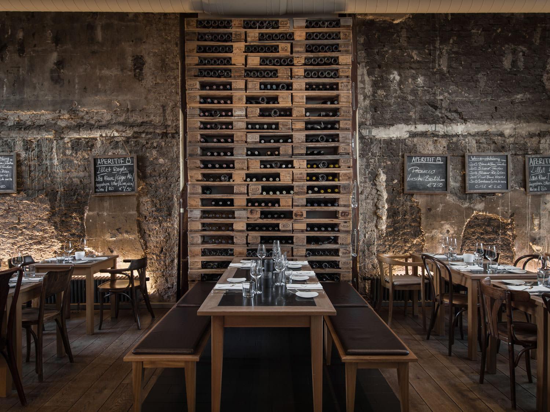 Restaurant mit terrasse koln for Design hotel essen