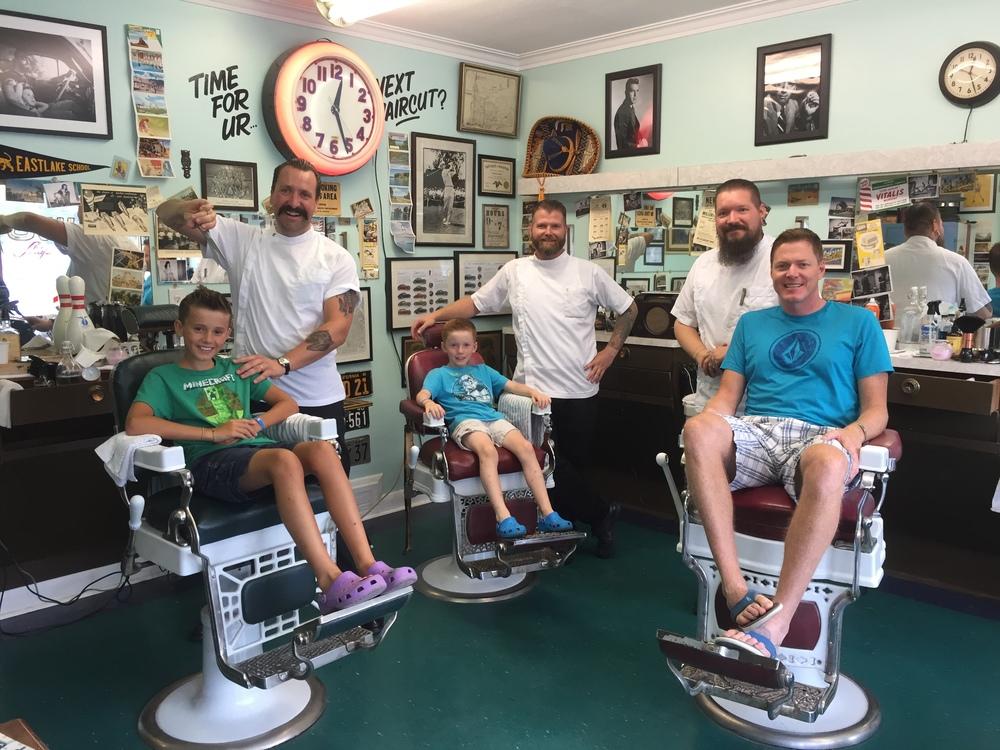 Nite Owl Barbershop