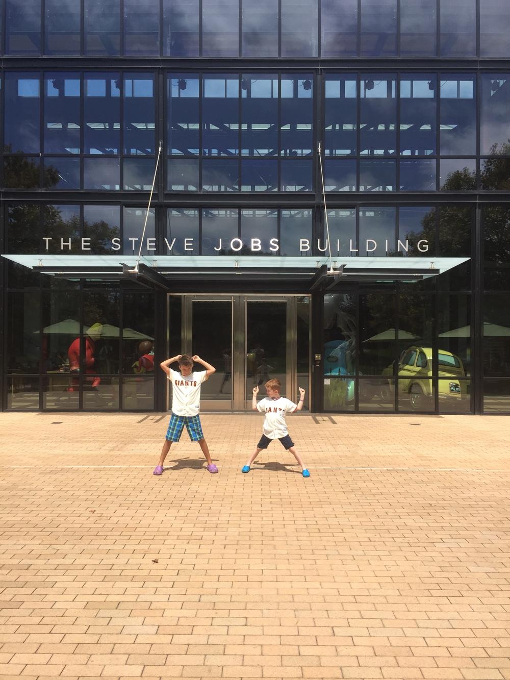 Pixar campus