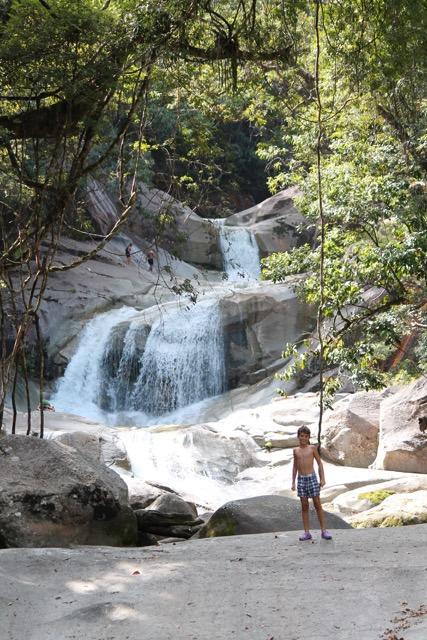 Josephine Falls.