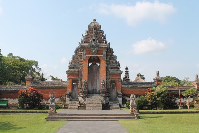 The Taman Ayun Temple