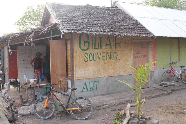 souvenir stand