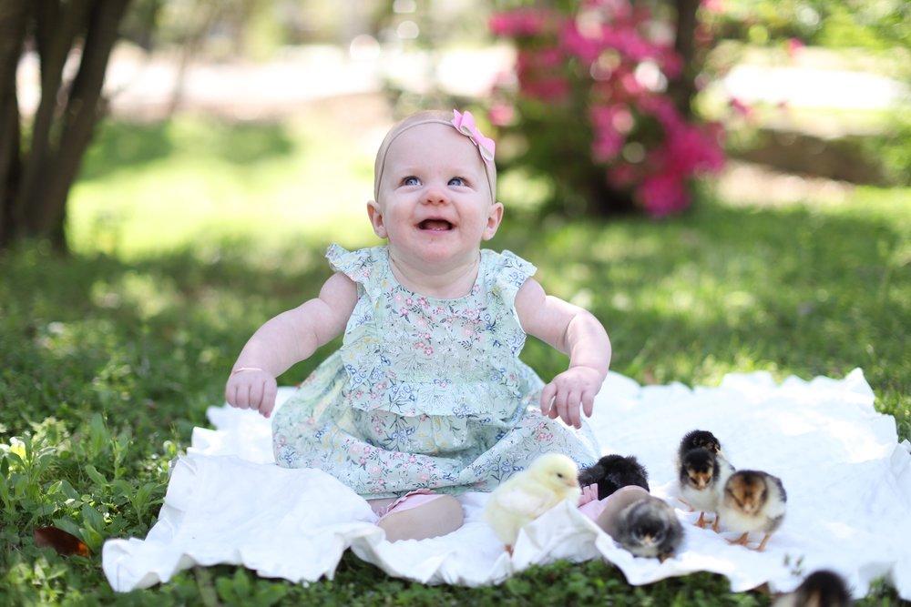 Emerson Grace, 8 Months