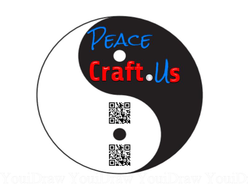 PeaceCraft Logo with QR.jpg