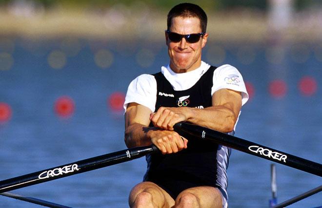 2000 Sydney Olympics Gold Medalist - Rob Waddell