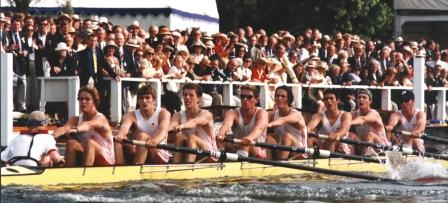 Henley Royal Regatta Princess Elizabeth Cup Winners