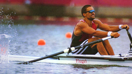 1996 Atlanta Olympics Gold Medalist - Xeno Muller