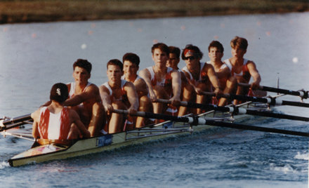 1994 World Champions - Swiss Junior Men's Eight
