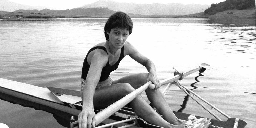 1982 World's Bronze Medalist - Stephanie Foster