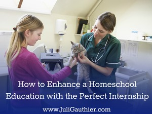 How to Enhance a Homeschool Education with the Perfect Internship