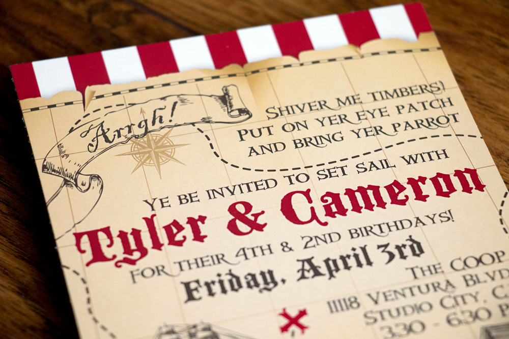 Tyler & Cameron's Birthdays