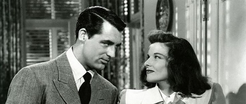 As with Tracey Lord in the Philadelphia Story, it's far more interesting being challenged by Dexter, than bored by George.