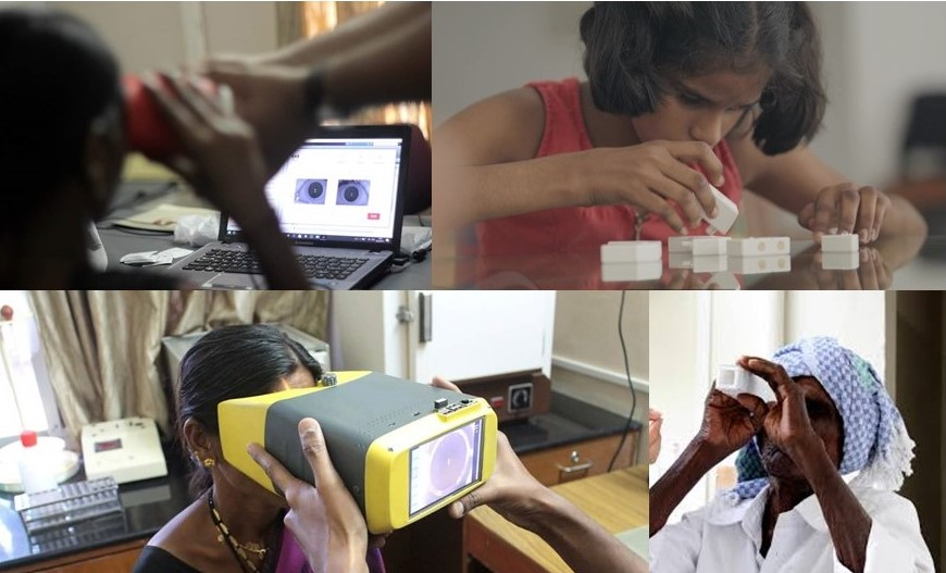 Immediate impact - With the help of the largest eye care network in India, L V Prasad Eye Institute, see your innovations in action in the hands of the target audience it was built for. Use Engineering the Eye as a platform to build and get instant feedback to help go from prototype to product.