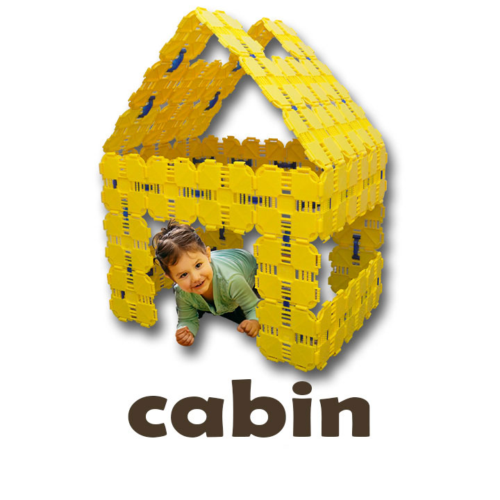 Cabin Directions 1 Pack