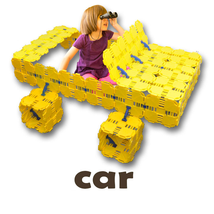 Build a Car Fort