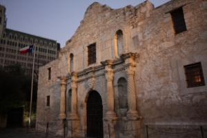 The Alamo - usage under Creative Commons
