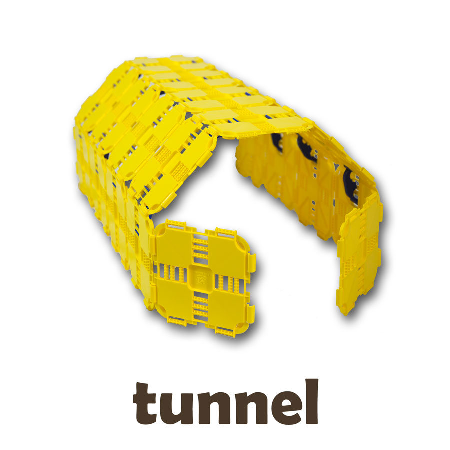 Tunnel Build Directions