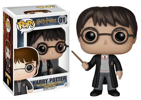 Funko's take on Harry Potter
