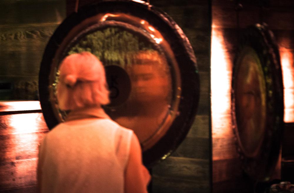 Annebelle Reflection in Gong.jpg