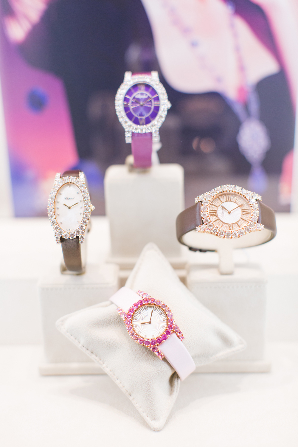 Chopard Selfridges London