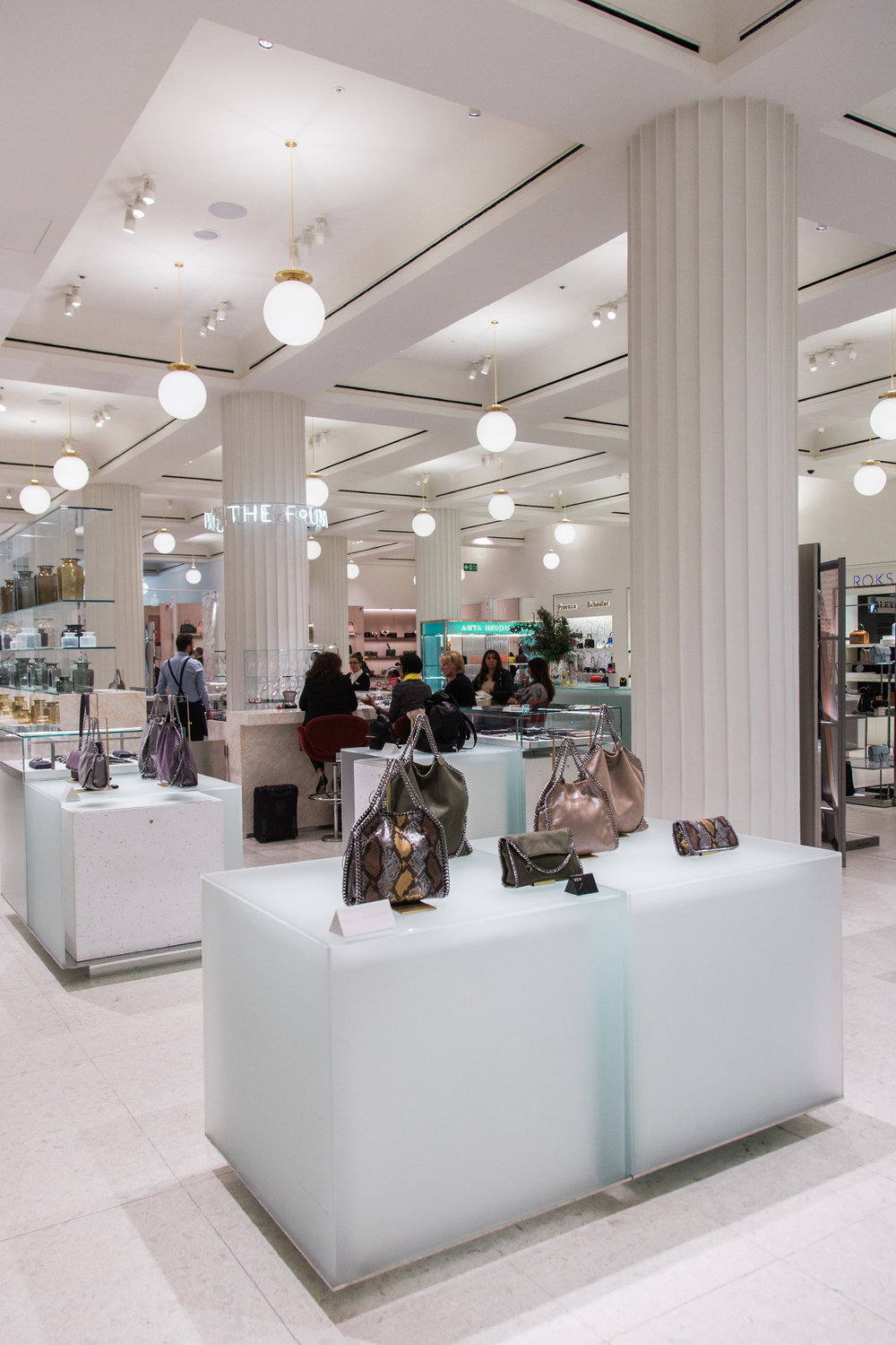 Accessories Hall
