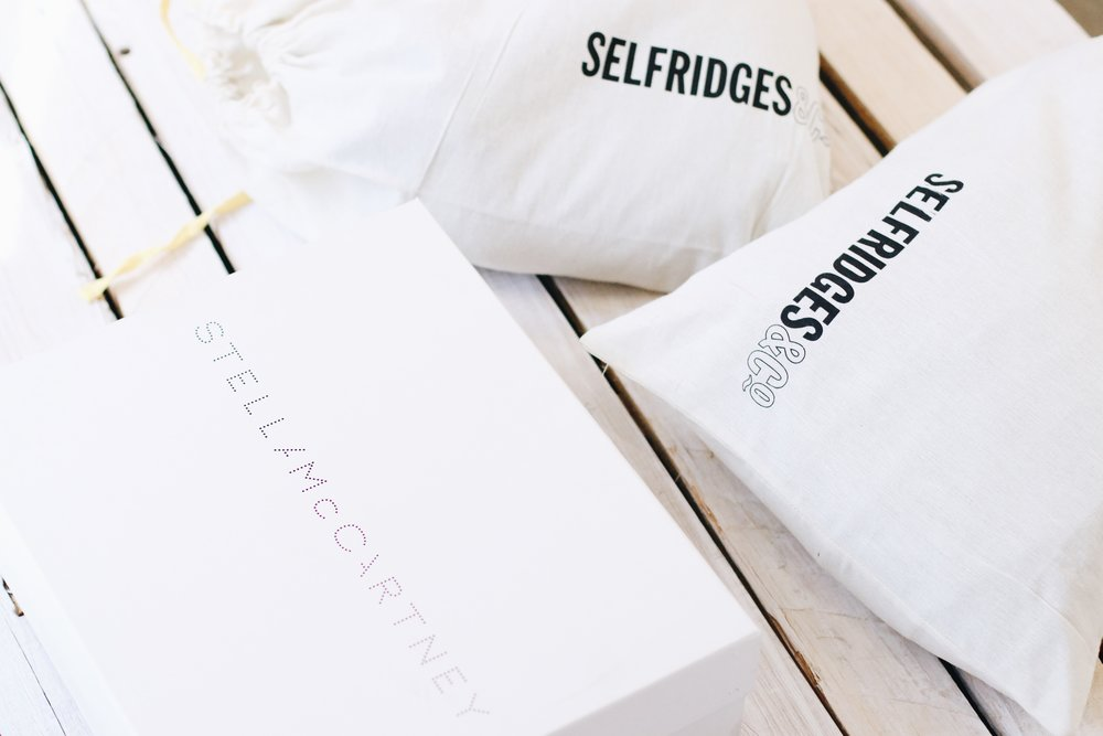 Selfridges online shopping
