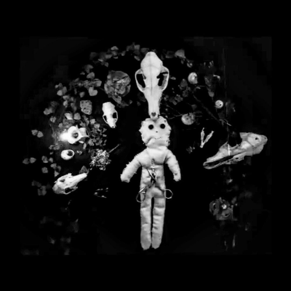 """AMERICANA HIGHWAYS premieres the video for  """"Rain and Snow"""" , the rockin' murder ballad from 2018's   Fire Dream  ( JD's first studio-recorded solo album.)  """"British animator and artist Teresa Lobos has created for me a strange yet lovely music video that is almost more a """"stop-motion"""" collage.  The video has arrived just in time for the Halloween / Day of the Dead season too. It accompanies my rendition of the old, English murder ballad """"Rain and Snow"""" (as heard on my solo album  Fire Dream .)  There's a lot of pagan weirdness in this video. From cow-skull masks to voodoo dolls to creepy, dancing marionettes being cranked in a box. I'm not really sure what's going on, but I like it!"""" — J.D. Wilkes"""
