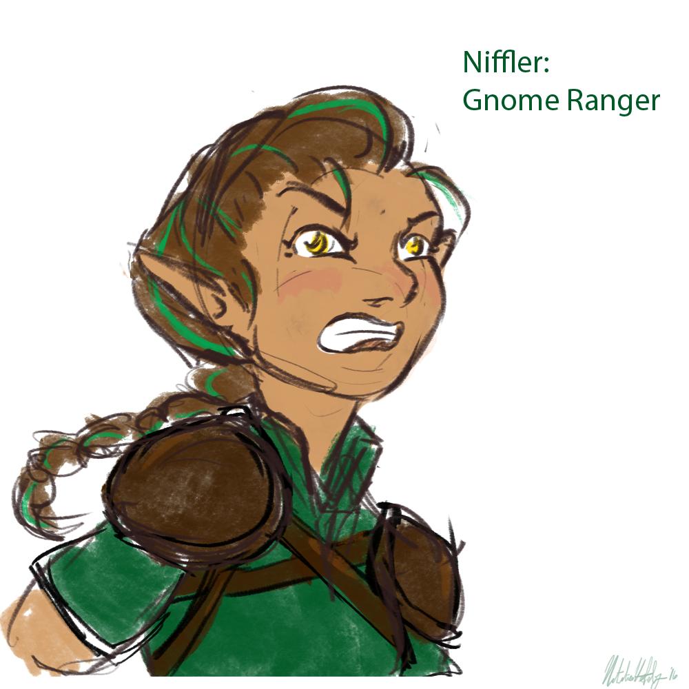 Niffler the Angry