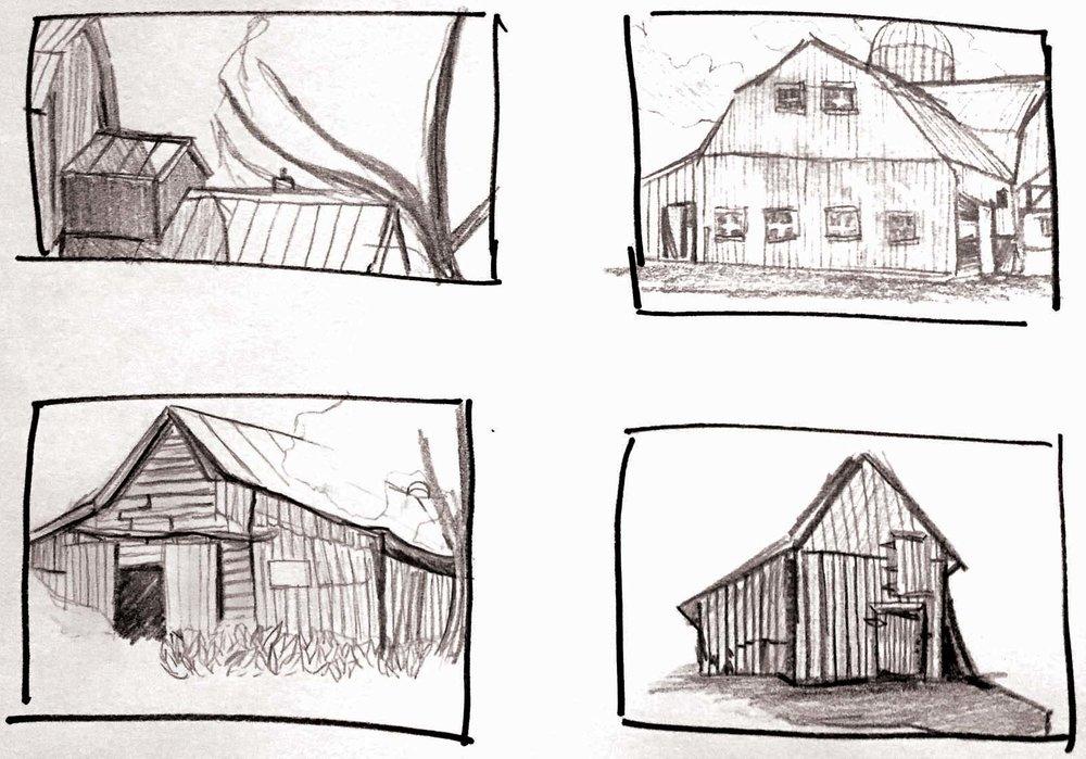 Barn Study, 2015