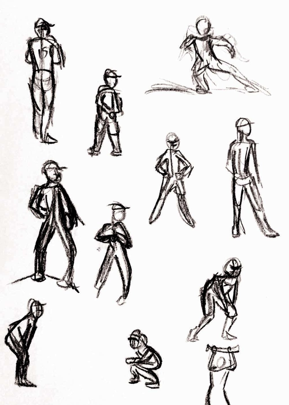 Whitecaps Baseball Gestures 2