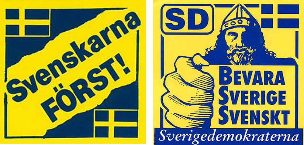 "Growing migrant and ""Nativist"" stress in Sweden."