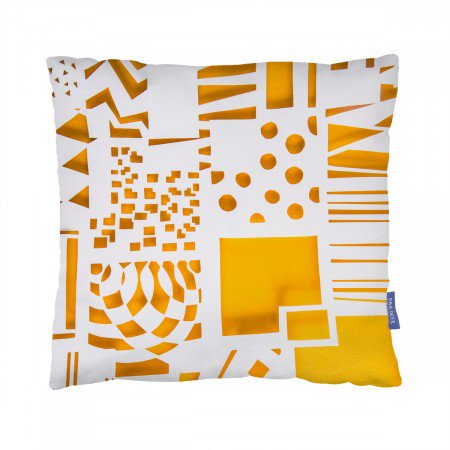 PAPER PATTERNS CUSHION