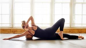Find lightness and length in your body with Abby Hanson & Yamuna Body Rolling by scheduling your class today.
