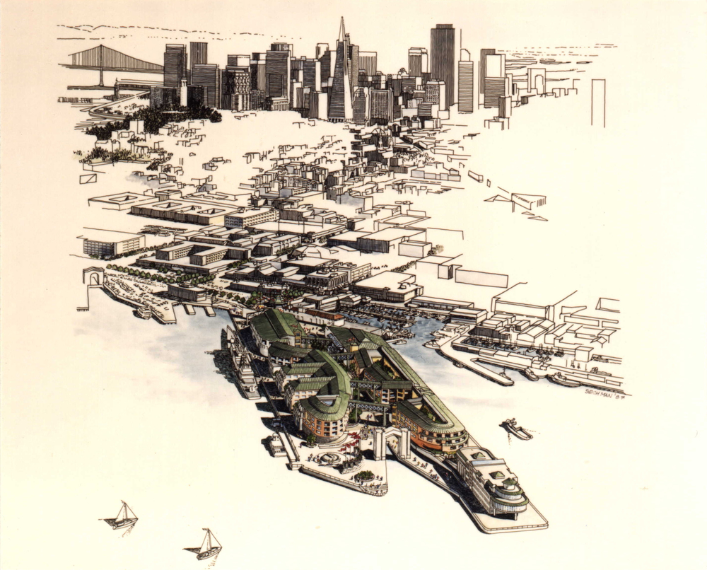 Pier 45 Design Competition, San Francisco, CA