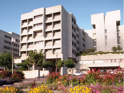 SAN FRANCISCO GENERAL HOSPITAL, BUILDING 90 ACCESSIBILITY IMPROVEMENT STUDY