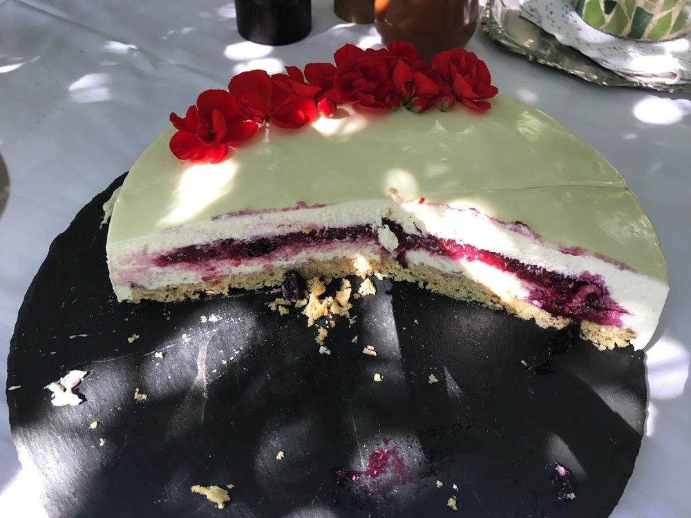 Na Burji - torta