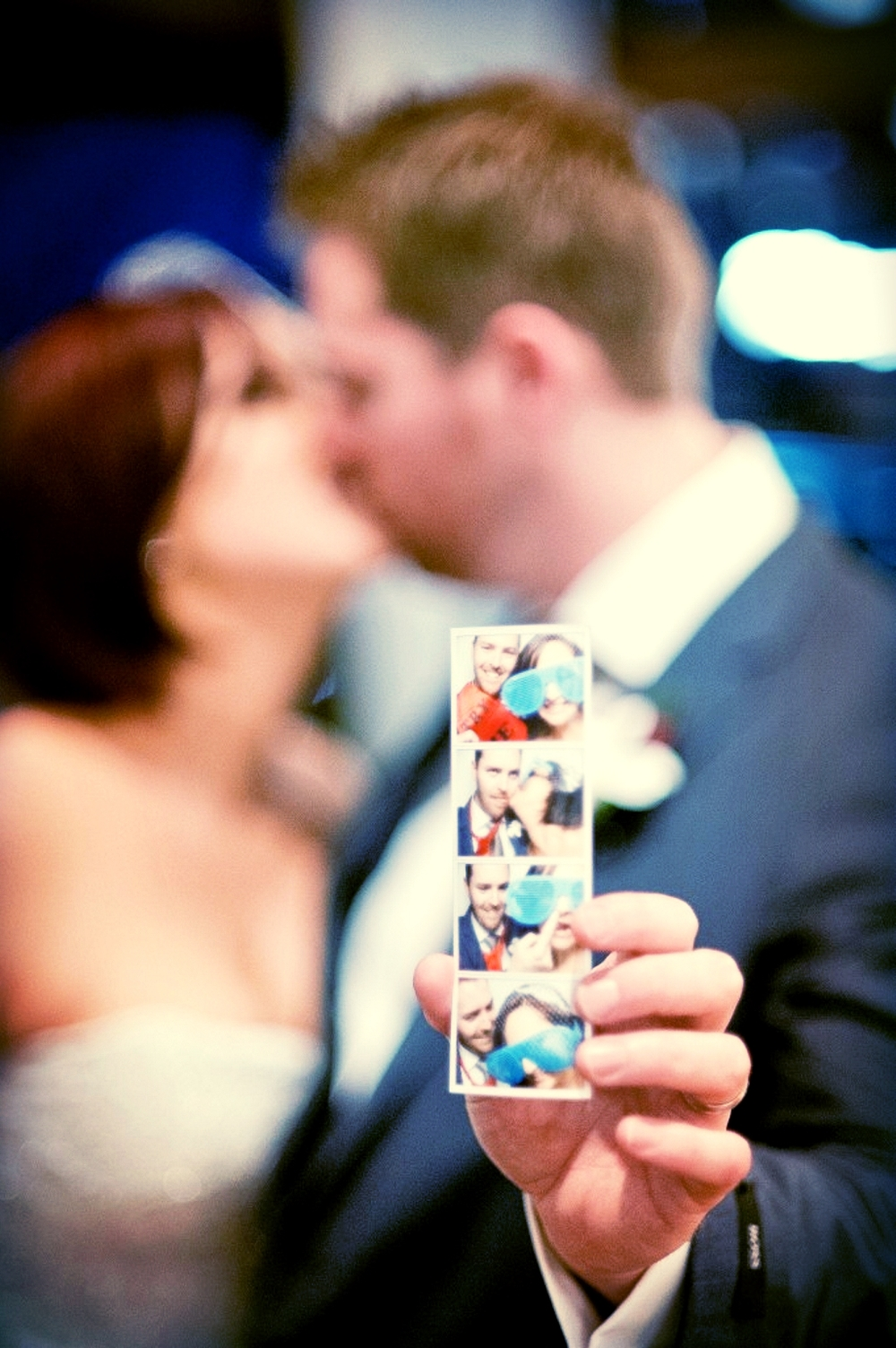 A photobooth provides fun keepsakes for you and your guests