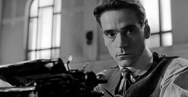 Jeremy Irons as Kafka