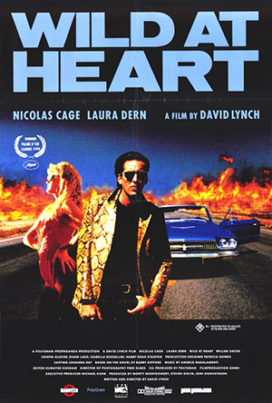 David Lynch's 1990 film costarred Nicholas Cage and Laura Dern.