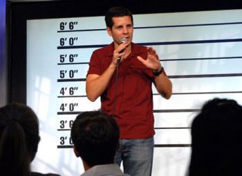 Attorney-cum-comedian Dean Obeidallah