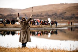 "Lakota Sioux ""Water Protectors"" Inspire the Nation Dec. 1, 2016"