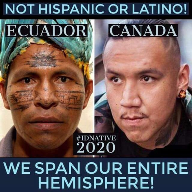 I didn't make this meme but it could represent a prophecy many of us are starting to learn about. The Eagle of the North and the Condor of the South. ✊🏼✊🏽✊🏾