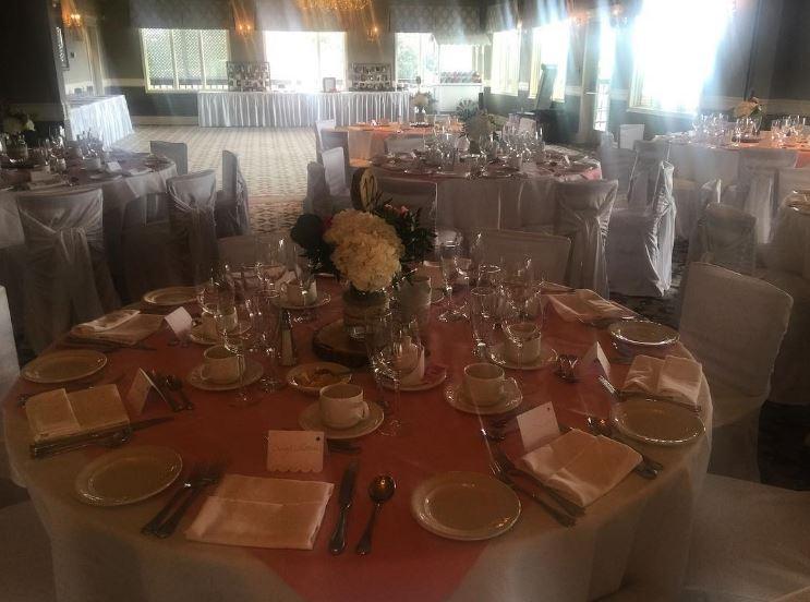 Royal Ashburn Golf Club Wedding
