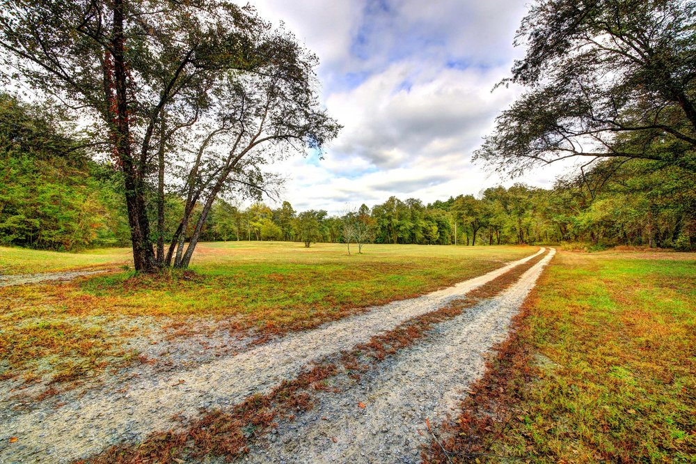 Catawba River Club residents have miles of trails and roads for hiking and walking.