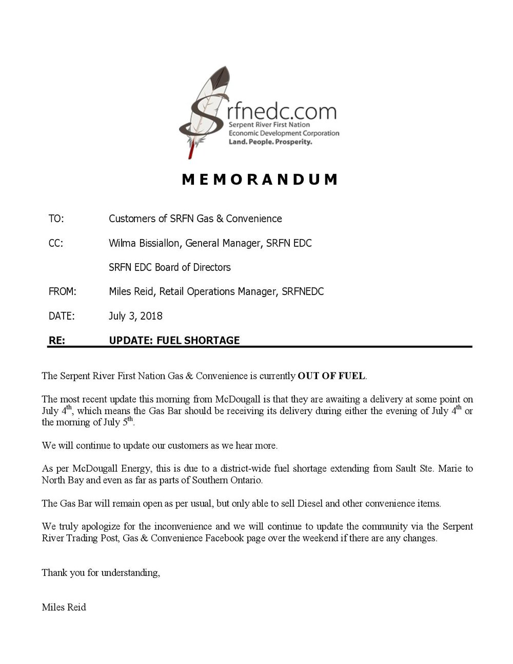 Memo - Fuel Shortage Update July 3-page-001.jpg