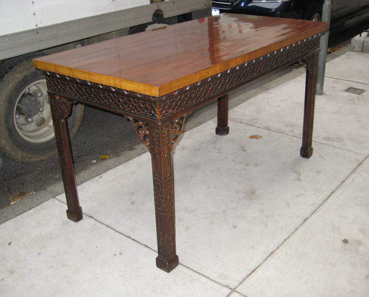 Chippendale Side Table