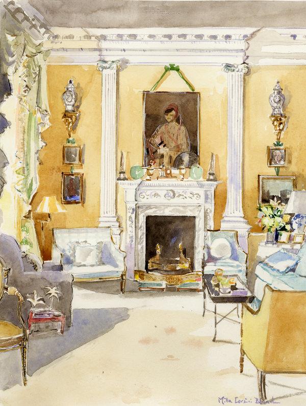 Bruce Living Room