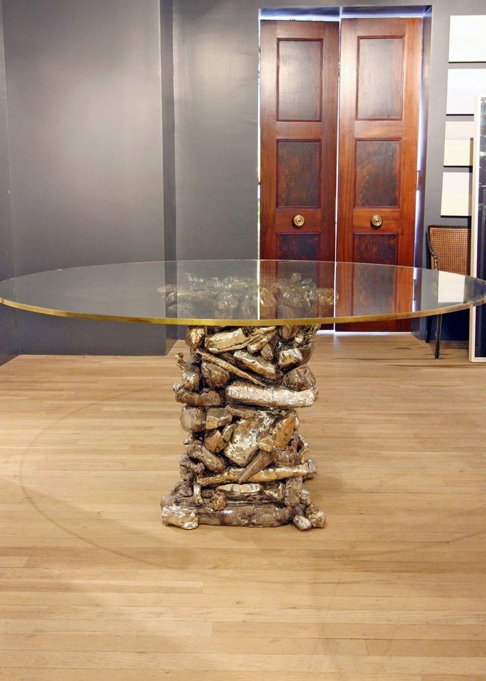 Ceramic Table By Eve Kaplan